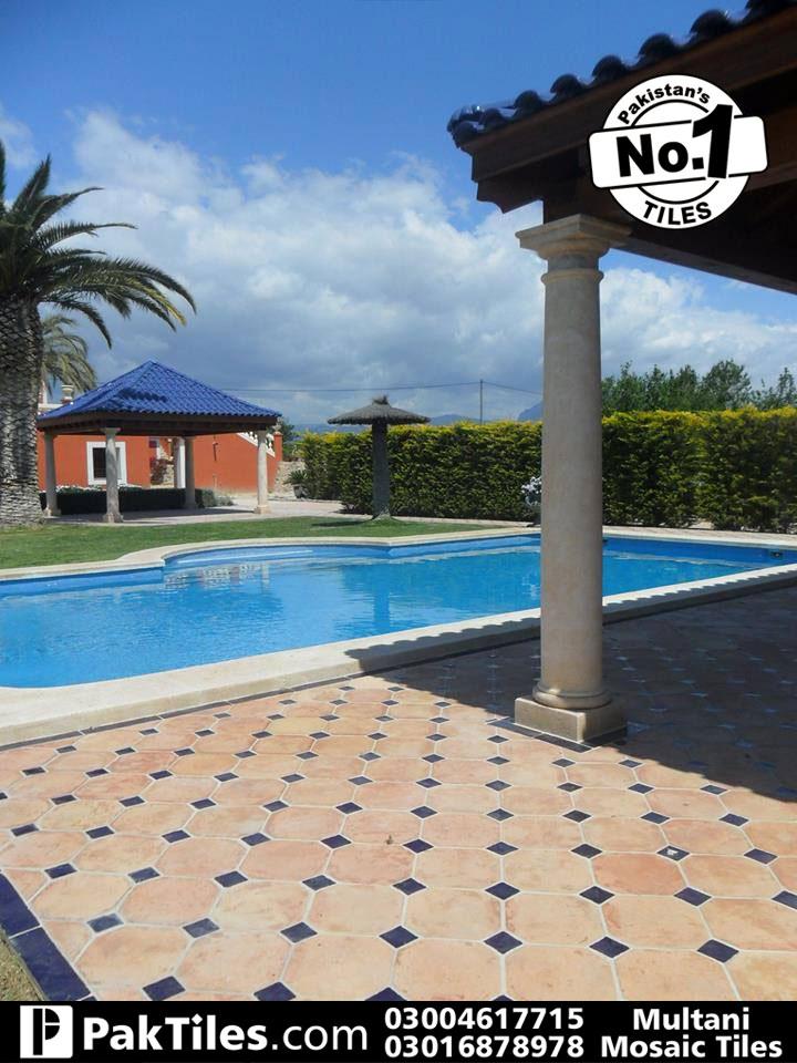 swimming pool tiles design