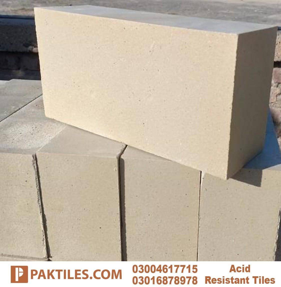 Acid proof bricks chemical composition