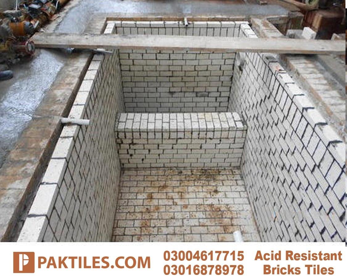 Acid resistant brick properties