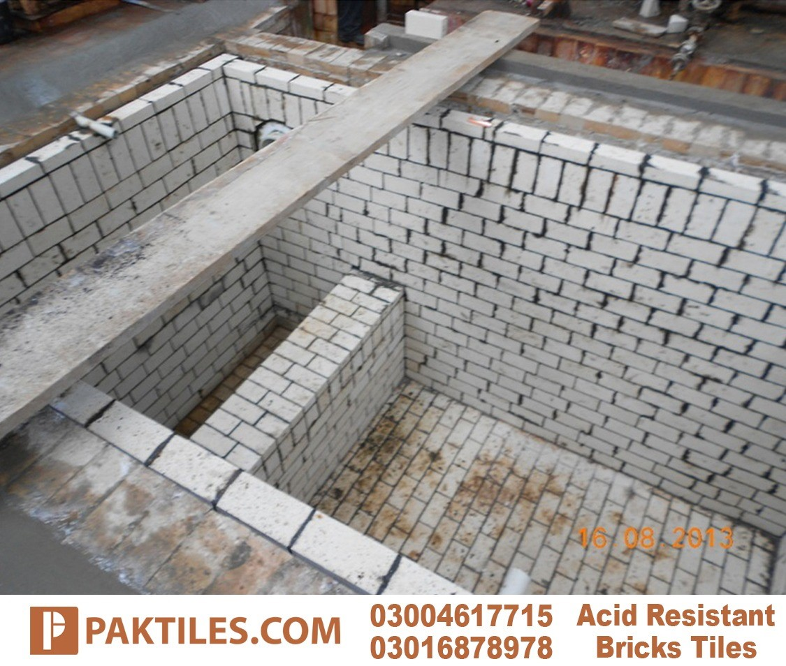 Acid Resistant Bricks Manufacturers in Pakistan