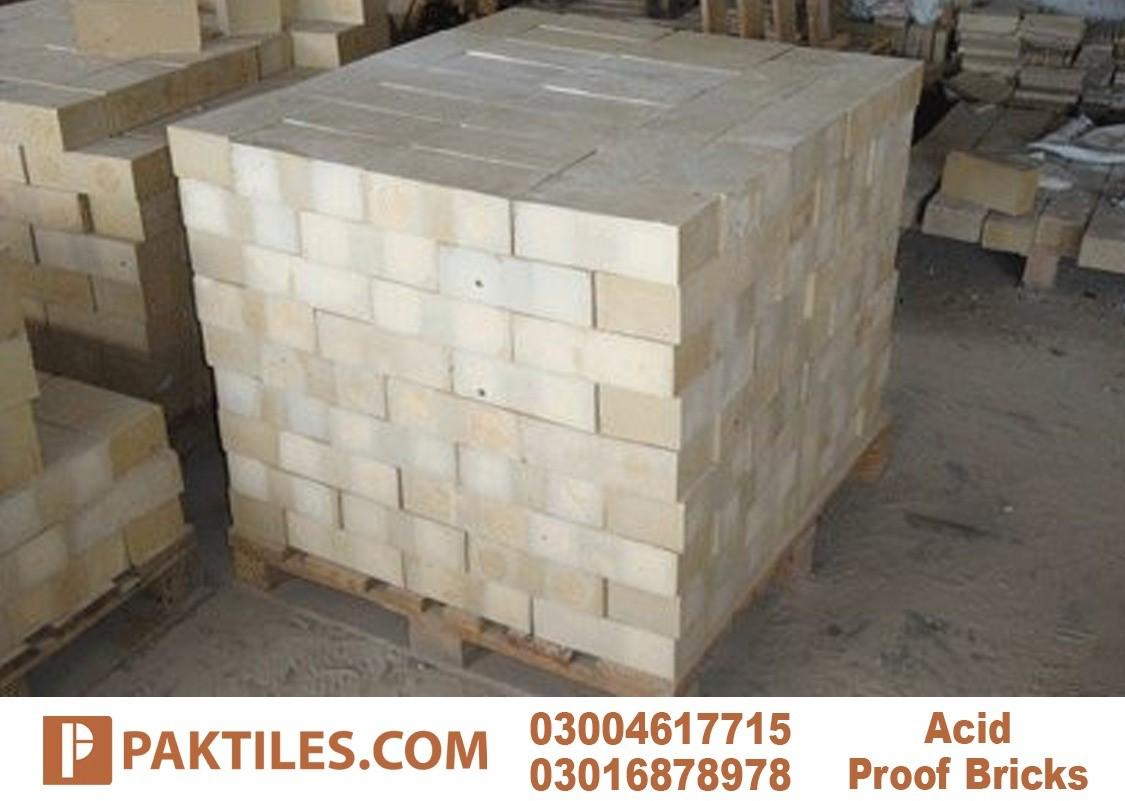 Acid Resistant Bricks Suppliers in Pakistan