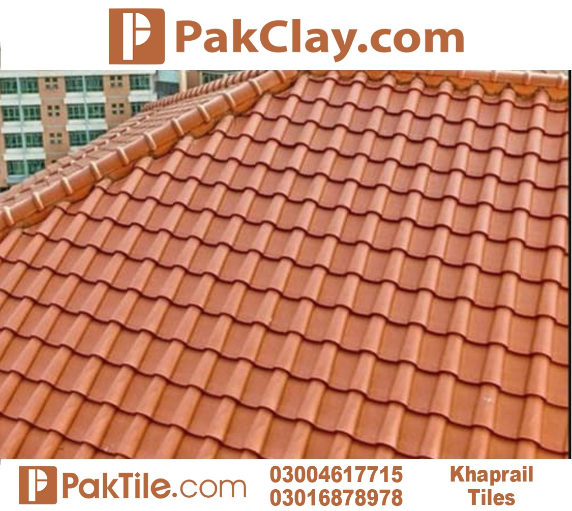 Red Colour Natural Khaprail Design
