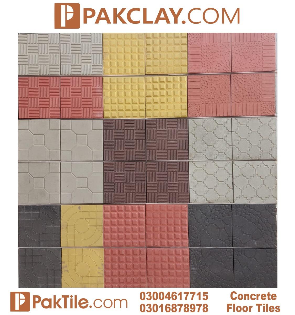 5 Pak Clay Tiles Lahore Concrete Floor Tiles Design