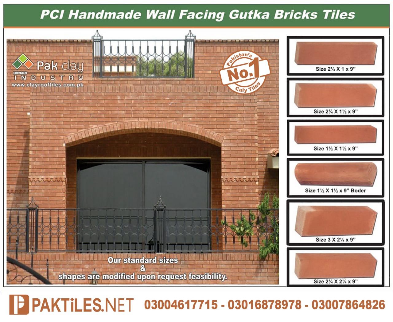 Red Gutka Tile Price in pakistan